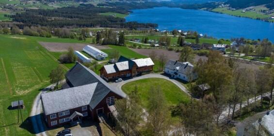 Image: Ny regjering stoppet salg av gård i siste liten