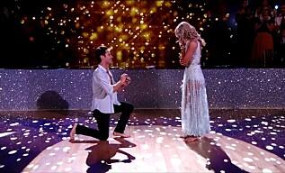 Image: Sjokkerer på «Skal vi danse»
