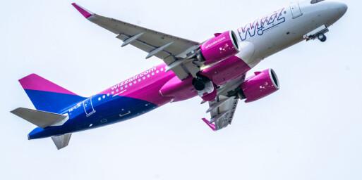 Image: DN: Wizz Air-piloter kan sies opp på dagen