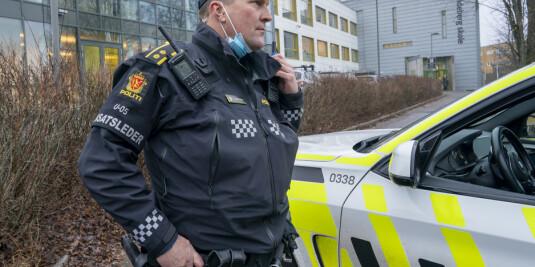 Image: 15-åring siktet for drapsforsøk på 14-åring i Oslo