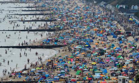 Image: WMO: 2020 blir et av de varmeste årene