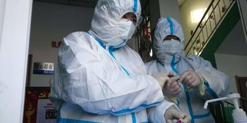 Image: Provins med 38 millioner innbyggere erklærer full krise etter at 28 personer er smittet