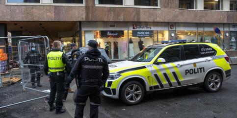 Image: 18-åring siktet for drapsforsøk i Oslo er varetektsfengslet
