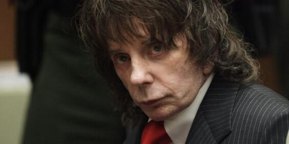 Image: Musikkprodusenten Phil Spector er død
