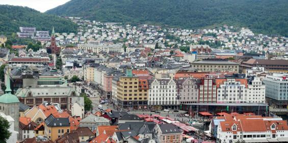 Image: Det åpnes for skjenking ved matservering i Bergen
