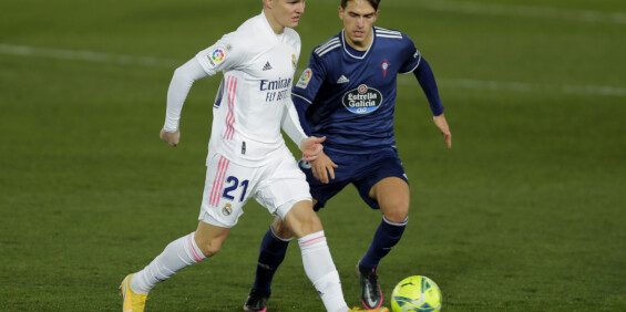 Image: Ødegaard-dramatikk i spanske medier – kobles til Sevilla og Arsenal