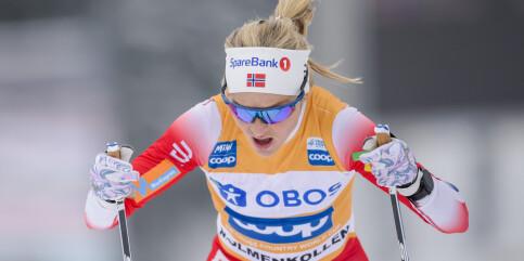 Image: Anbefaler ikke verdenscup i Holmenkollen