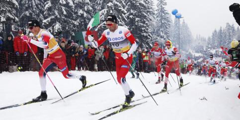 Image: Går mot fagmyndighetene: Regjeringen sier ja til karanteneunntak for verdenscup på ski