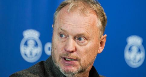 Image: Byrådsleder Raymond Johansen: – For første gang har vi fått spredning av villsmitte i Norge