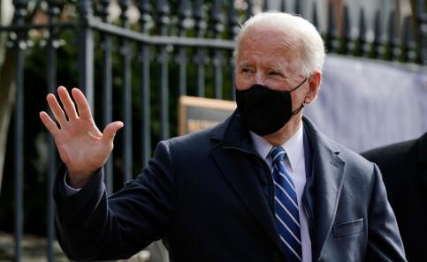 Image: Biden opphever forbudet mot transpersoner i det militære