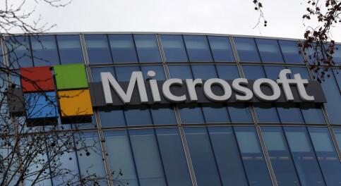 Image: Hjemmekontor ga stort overskudd for Microsoft