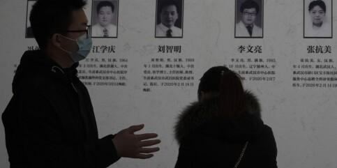 Image: Wuhan-innbyggere sier de tvinges til stillhet før WHO-besøk