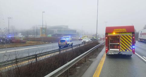 Image: Sarpsborg Arbeiderblad: Mann siktet for drapsforsøk etter ulykke på E6
