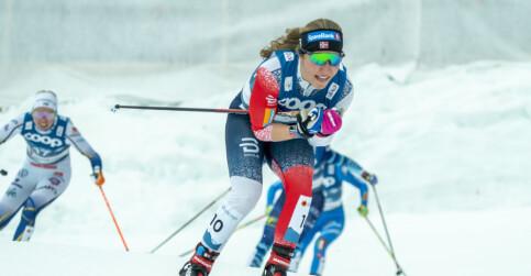 Image: Johaug og Fossesholm går for Norge på 10 km i Oberstdorf