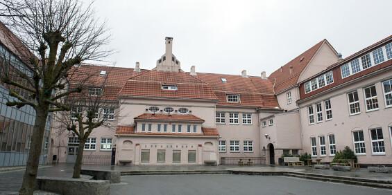 Image: 350 i karantene etter skoleutbrudd i Bergen