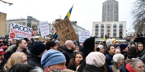 Image: Uro i Stockholm: «Vi har fått nok»