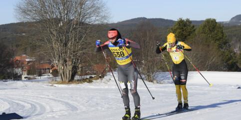 Image: Bjørgen toer i Vasaloppet – seier til Gjerdalen