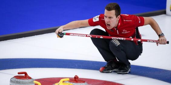 Image: Curling-VM satt på vent etter positive coronatester