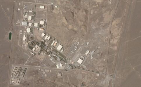 Image: New York Times: Israel sto bak sabotasje ved iransk atomanlegg