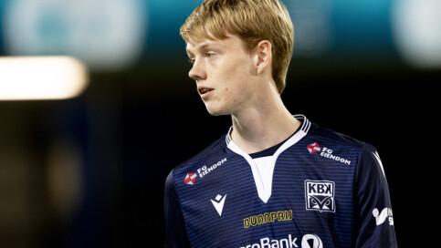 Image: Solskjærs sønn om «ordkrigen»: - Jeg lo godt