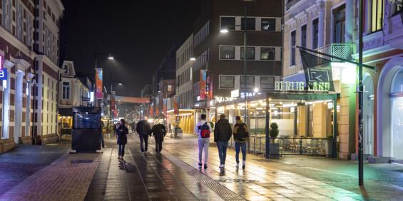 Image: 52 smittet i stort utbrudd i Kristiansand