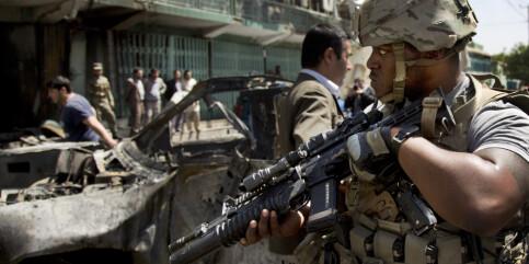Image: USA og Nato trekker seg ut etter 20 år: - Krigen vil bli mer intens og styggere