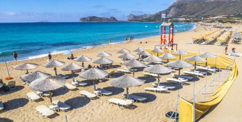 Image: Hellas vil fjerne karantenekrav for EU-turister