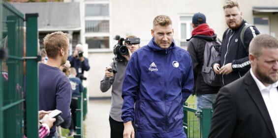 Image: Bendtner må i retten etter Porsche-kjøring: Bilen kan bli konfiskert