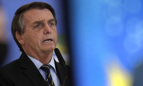 Image: Brasil vil igjen ha penger for å stanse hogst i Amazonas
