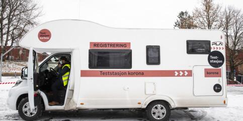 Image: Her er det mest smitte i Oslo nå