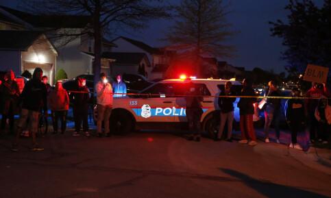 Image: USA: Jente (15) skutt og drept av politiet