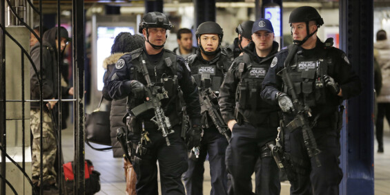 Image: Mann fra Bangladesh dømt til livstid for rørbombeangrep i New York