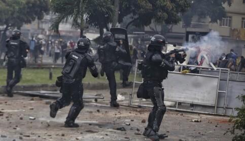 Image: FN reagerer på politivold: - Vi er dypt sjokkert over hendelsene