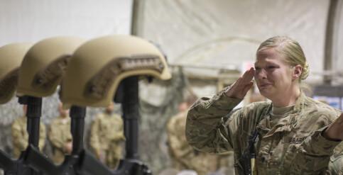 Image: Krigen i Afghanistan har hatt en høy pris