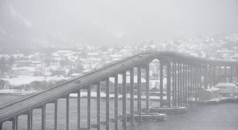 Image: Regn i store deler av landet i helgen – snø i Nord-Norge