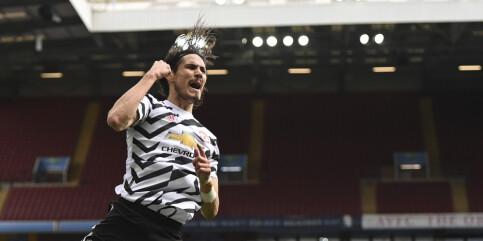 Image: Solskjær fikk det som han ville – Cavani forlenget United-kontrakten