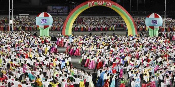 Image: Nord-Korea: Ingen smittetilfeller blant 26.000 testede