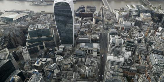 Image: London-området kan bli forvandlet etter pandemien