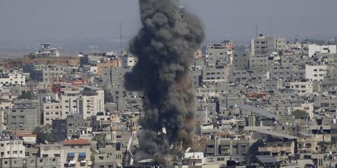 Image: Forsker om Israels trusler: - Leker med ilden