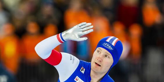 Image: Vellykket operasjon for Sverre Lunde Pedersen