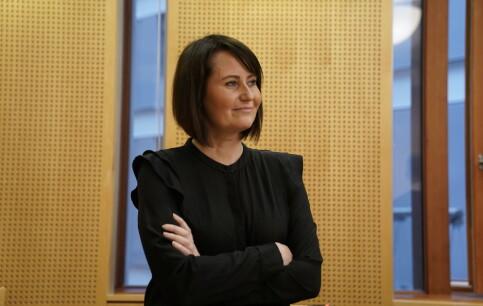 Image: Line Andersens advokat: – Hun er i realiteten stuet bort