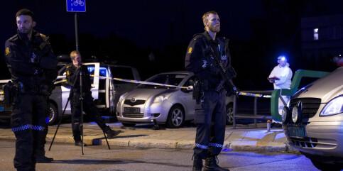 Image: Mann dømt til tvungent psykisk helsevern for Sarpsborg-drap: – Reiste ut for å drepe