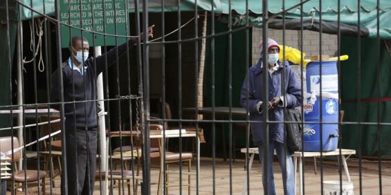 Image: Afrika frykter tredje smittebølge:- Det er ekstremt bekymringsfullt