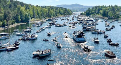 Image: Hetebølgen i Norge er avlyst