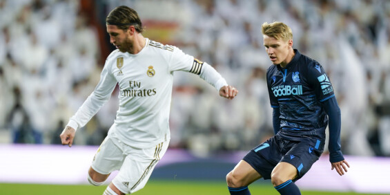 Image: Klubben bekrefter: Sergio Ramos forlater Real Madrid