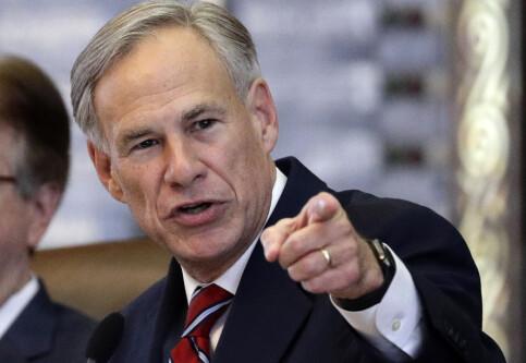 Image: Texas gjør det lovlig å bære våpen offentlig uten å søke tillatelse