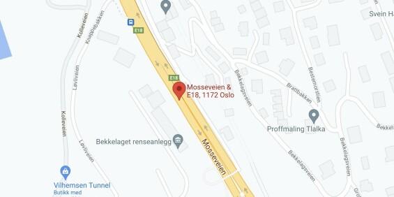 Image: Lange køer ut av Oslo