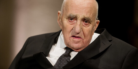 Image: Joralf «Snåsamannen» Gjerstad (95) er død
