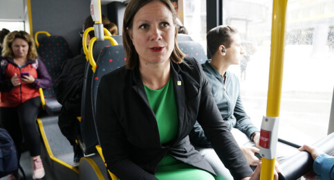 Image: Hanna E. Marcussen erstatter Lan Marie Berg i byrådet