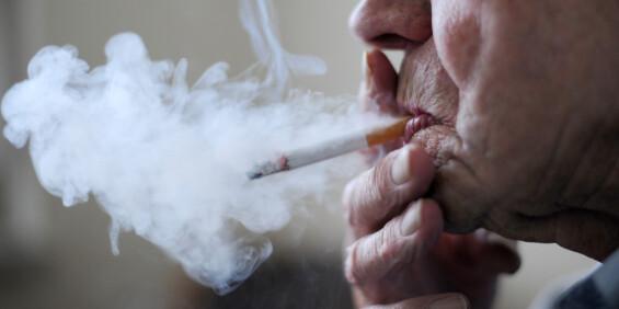 Image: Kreftregisteret: Stor økning i antall lungekrefttilfeller de neste årene